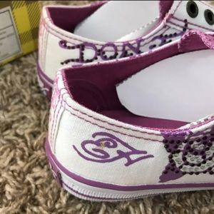 Ed Hardy Shoes - ⭐️NEW Girls Ed Hardy Shoes Sz 3